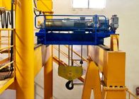 Çin 10T electric hoist lifting winch used for factory şirket