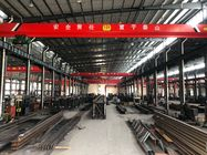 Çin Heavy Loads / Wide Span Double Girder Overhead Electric Cranes For Warehouse şirket