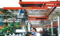 Çin Cold-rolled Telescopic Beam Flexible Light Crane Systems şirket