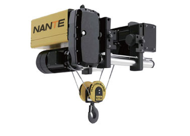 Çin 12.5 Ton Low Headroom Hoist For Workshop , Maximum Lifting Height 30m Distribütör
