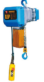 Çin 2 Ton Electric Chain Hoists EHB Type With Overload Limiter Fabrika